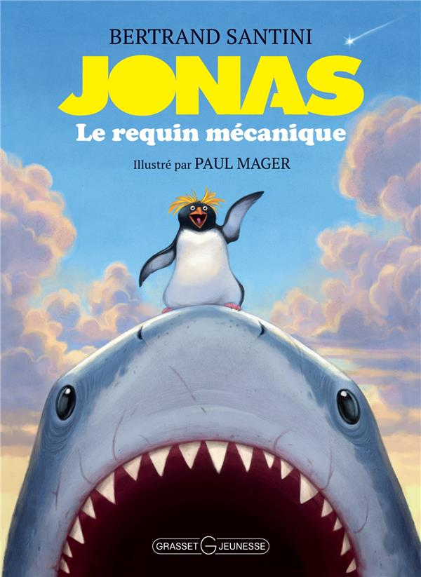 JONAS, LE REQUIN MECANIQUE